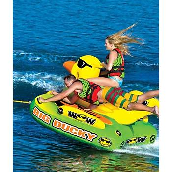 WOW BIG DUCKY 3 PERSON TOWABLE