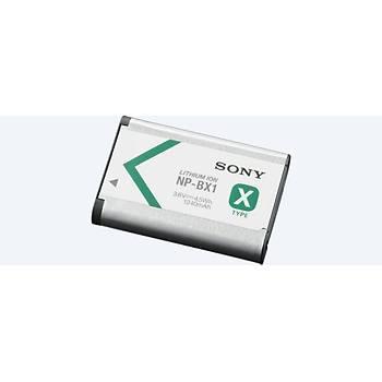 SONY NP-BX1 P-BX1 X Serisi Þarj Edilebilir Pil Paketi (BATARYA)