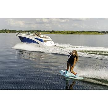 JOBE VANITY WAKEBOARD WOMEN 136 & UNIT PACKAGE