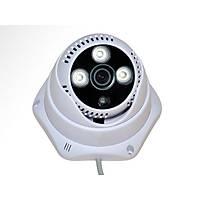Safecam IC-3794 1,3 MP 3 Array Led 3,6 MM Lens Dome IP KAMERA- 1561s