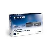 TP-LINK TL-SG1016D 16-Port Gigabit Desktop/Rackmount Switch-1466