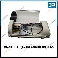 SAFECAM IC -9899 36 BIG LED 5 MP  2.8-12 MM VF LENS IP KAMERA-1861S