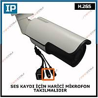 Safecam IC-9096  3 MP Sony EXMOR IMX307  2.8-12 mm Varifocal Lens 42 IR Led IP Kamera  H265/H264 /  1707S
