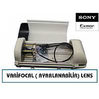 Safecam IC-5896 2 MP Sony Exmor IMX322 Sensör 36 Led 2,8-12 mm Varifocal lens Muhafaza IP Güvenlik Kamerasý  /  1600s