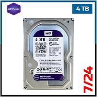 "4 TB Western Digital Purple 7/24  Sata3 3,5"" HDD - Harddisk - 1832"