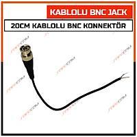 Kablolu Bnc Jack /1671s