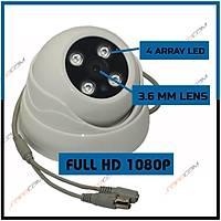 Safecam PM-9219 2 MP 4 Array Led 3.6 MM Lens AHD  Dome Kamera -1737S