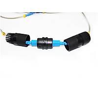Fiber Kablo Birleþtirici Soket (Uzatma Soketi) / 1612s