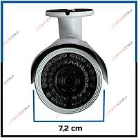 Safecam IC-6188 2 MP 42 Led 3.6 MM Lens SONY IMX307 Sensor Metal Kasa H.265 IP Kamera - 1820S