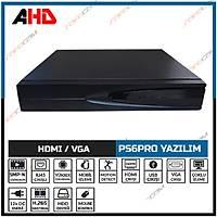 Safecam HVR-G04E 5MP-N 4 KANAL P6 AHD H265 DVR Kayit Cihazý / 1767S