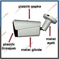 Safecam PM-8116  2 MP 36 Led AHD Kamera-1726S