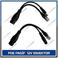POE Kablo - Power Over Ethernet Kablosu - 1355
