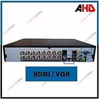 Safecam VR-AHD163 16 Kanal 2 MP 1080P AHD Dvr Kayýt Cihazý -XMEYE -1647S