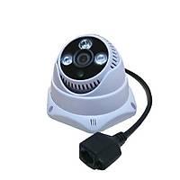 Safecam IC-3795 2 MP 3 ARRAY Led 3.6  MM Lens IP Dome Kamera-1631s