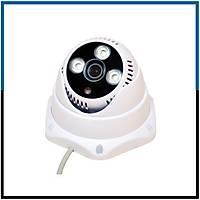 Safecam PM-3720 MP F33 SENSOR  3 Array Led 6 MM Lens  AHD  Dome Kamera -1739S-6MM