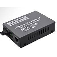 Fiber Optic Device  Single Mode 10/100 M SC Media Converter / 1564