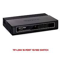 TP-LINK TL-SF1016D 16 PORT 10/100 SWITCH / 1795S