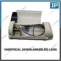 SAFECAM PM-9821 5 MP  36 Led 2.8-12 MM Varifocal Lens SONY IMX335 Sensor Muhafaza  Kasa AHD Kamera - 1861S