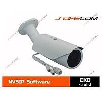 Safecam IC-9172 2 MP 54 IR  Led Metal Kasa IP Kamera /  1731S