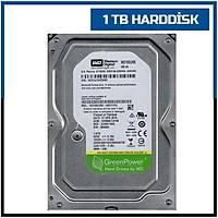 20 ADET 1TB 7200RPM WESTERN DIGITAL AV-GP WD10EURX 64Mb Sata3 7/24 Güvenlik Diski-1463