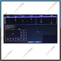 Safecam VR-AHX50801 8 Kanal 5MP-N 1920N AHD DVR KAYIT CÝHAZI XMEYE -H265 / 1802S