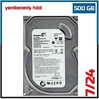 500 GB SEAGATE VIDEO ST35000312CS 8 Mb 7/24 Güvenlik Diski (6 Ay garantili)-1450