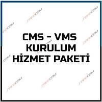 UZAK ÝZLEME ÝÇÝN CMS/VMS PROGRAMLARI KURULUM HÝZMET BEDELÝ
