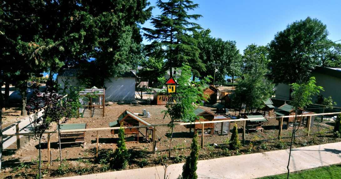 hayvanat bahçesi vixpet kümesler