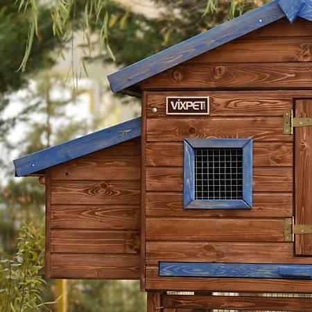 Ares Bahçeli Tavuk Kümesi 5 Tavuk Barýnabilir