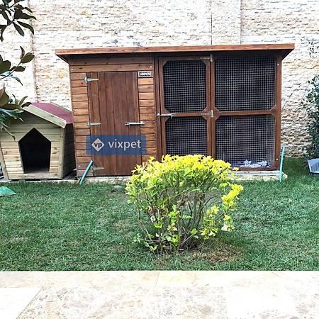Opera Bahçeli Köpek Kulübesi