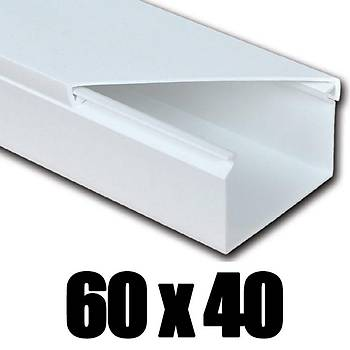 60x40 Kablo Kanalý