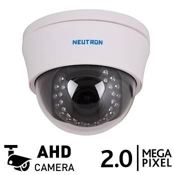 Neutron TRA-8202 HD 2 Megapiksel AHD Dome Kamera