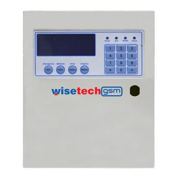 Wisetech WS-232GSM  Kablosuz Alarm Seti