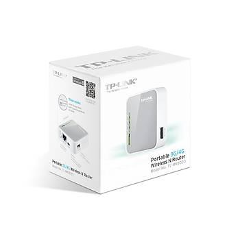 TP-LINK Portatif 3G/4G Kablosuz N Router TL-MR3020