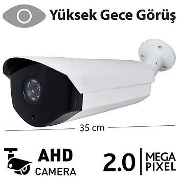 BegasPro BB 7766 2.0mp AHD Güvenlik Kamerasý (1080p)