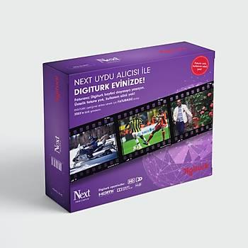 Next NX41010 Digiturk Uyumlu HD Uydu Alýcýsý