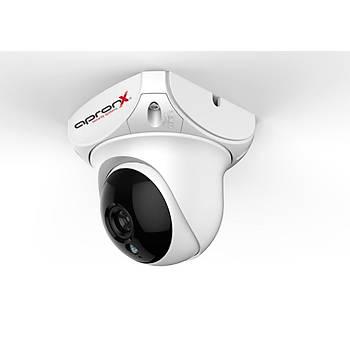 ApronX AX-H2 2Mp 2 Array Led 3.6mm 4in1 Kamera