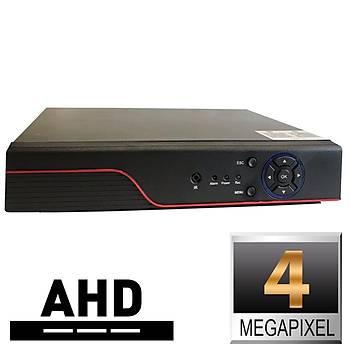 BEGAS OX 8216 1440P 16 Kanal AHD Kayýt Cihazý (4.0mp) - XMEYE