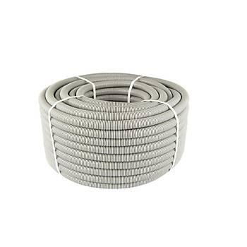 100 Metre 16'lýk Plastik Spiral Boru
