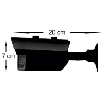 BEGAS NV 6237 2.0mp AHD Güvenlik Kamerasý (1080p)