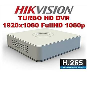 Haikon DS-7108HQHI-K1 8 Kanal Hd-Tvi Dvr Kayýt Cihazý