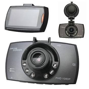 Begas 1080p Araç içi Kamera - 2.4'' LCD Ekranlý
