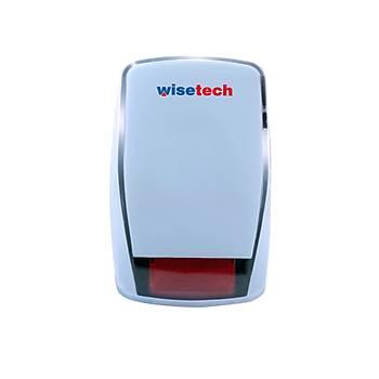 Wisetech WS-249 Kablolu Harici Siren