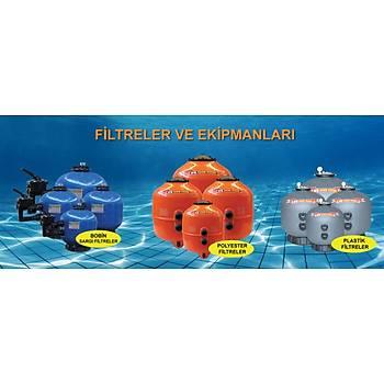 SPP Plastik Kum Filtresi 650 mm