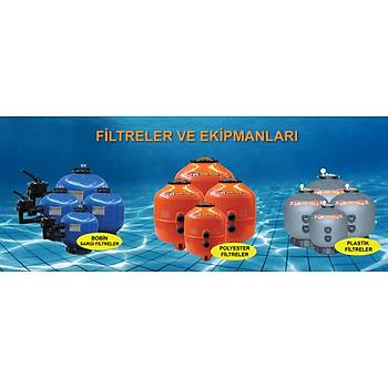 SPP Plastik Kum Filtresi 700 mm