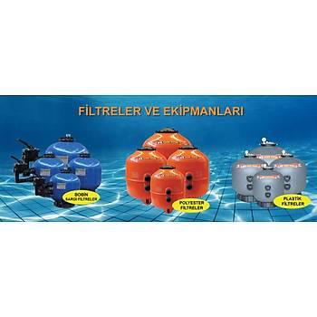 SPP Polyester Kum Filtresi 650 mm