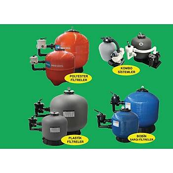 SPP Polyester Kum Filtresi 350 mm