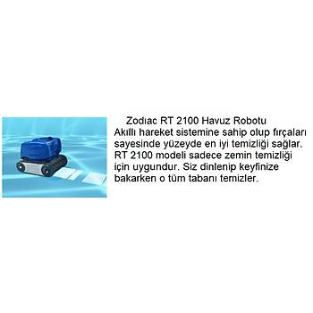 Zodiac Havuz Robotu RT 2100 T Tornax Pro