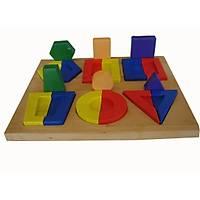 Renkler ve Geometrik Prizmalar