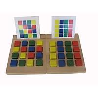 Renkli Düğmeler - Kavramları Simgelerle Eşleştirme